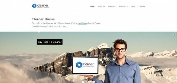 Multi-purpose Business WordPress Theme